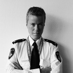 Ellie Lust is woordvoerder van de Amsterdamse politie en voorzitter van het netwerk Roze In Blauw
